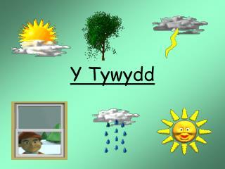 Y Tywydd