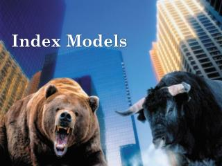 Index Models