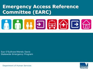 Emergency Access Reference Committee (EARC)