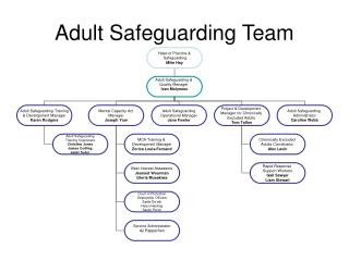 Adult Safeguarding Team