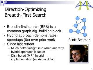 Direction-Optimizing Breadth-First Search