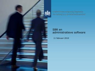 SBR en  administratieve software