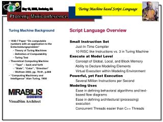 Turing Machine based Script Language