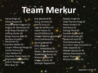 Team Merkur