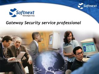 Gateway Security  service professional