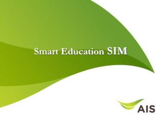 Smart Education  SIM