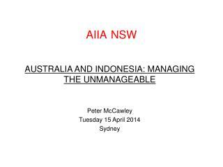 AIIA NSW