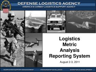 Logistics Metric Analysis Reporting System