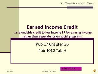 Pub 17 Chapter 36 Pub 4012 Tab H