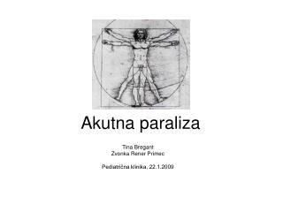 Akutna paraliza