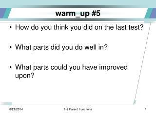 warm_up #5