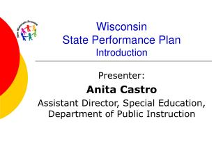 Wisconsin  State Performance Plan Introduction