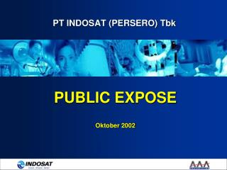 PT INDOSAT (PERSERO) Tbk