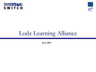 Lodz Learning Alliance