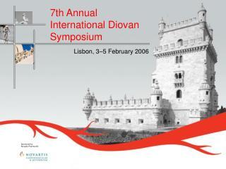 7th Annual International Diovan Symposium
