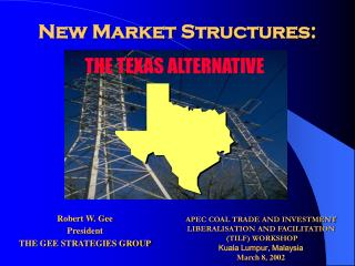 New Market Structures: