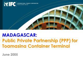 IFC Advisory Services