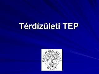 Térdízületi TEP