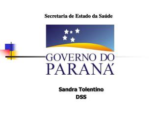 Sandra Tolentino DSS