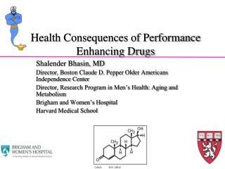 Health Consequences of Performance Enhancing Drugs