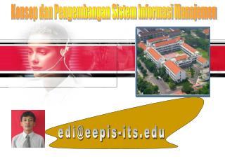 Konsep dan Pengembangan Sistem Informasi Manajemen