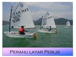 Perahu layar Perlis