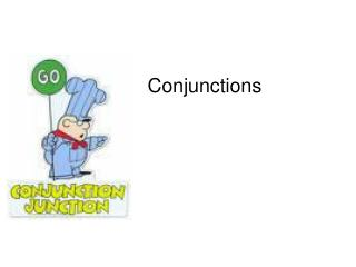 Conjunctions