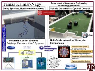 Department of Aerospace Engineering kalmarnagy@tamu