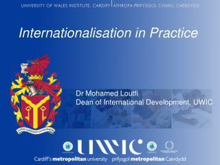 Internationalisation in Practice