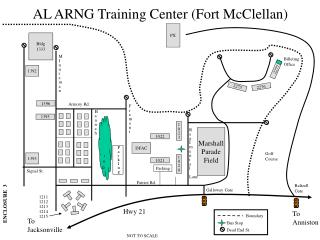 AL ARNG Training Center (Fort McClellan)