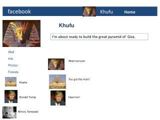 facebook Khufu Home