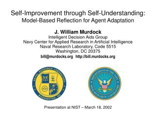Self-Improvement through Self-Understanding: Model-Based Reflection for Agent Adaptation