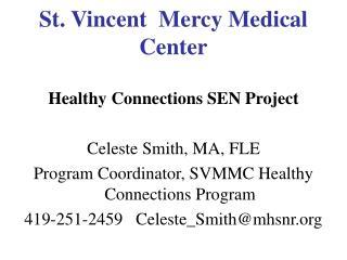 St. Vincent  Mercy Medical Center