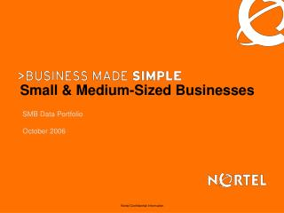 Small & Medium-Sized Businesses