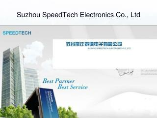 Suzhou SpeedTech Electronics Co., Ltd