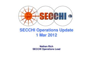 SECCHI Operations Update 1 Mar 2012
