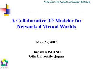 Hiroaki NISHINO Oita University, Japan