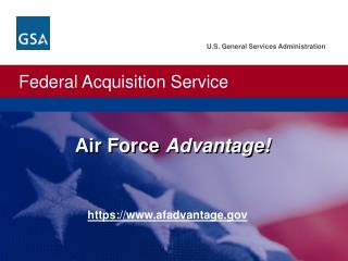 Air Force Advantage