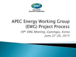 Member List of APEC Steering Committee