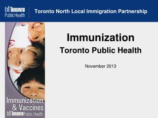 Toronto North Local Immigration Partnership