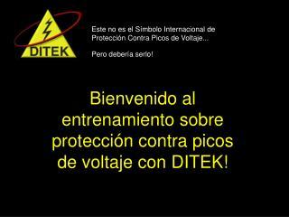 Este no es el Símbolo Internacional de Protección Contra Picos de Voltaje...