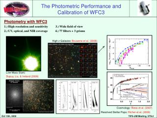 The Photometric Performance and Calibration of WFC3