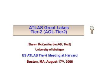 ATLAS Great Lakes Tier-2 (AGL-Tier2)