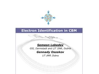 Electron Identification in CBM