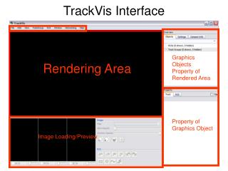 TrackVis Interface