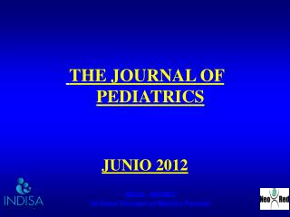 THE JOURNAL OF PEDIATRICS JUNIO 2012