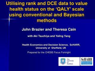 John Brazier and Theresa Cain  with Aki Tsuchiya and Yaling Yang