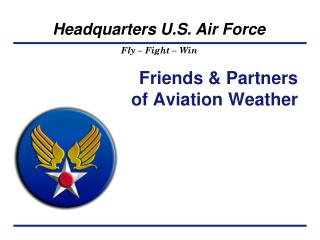 Friends & Partners of Aviation Weather