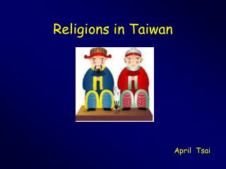 Religions in Taiwan