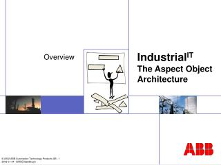 Industrial IT The Aspect Object Architecture